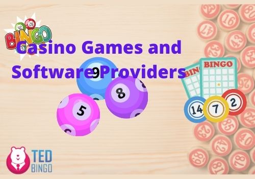 Casino Games and Software Provider