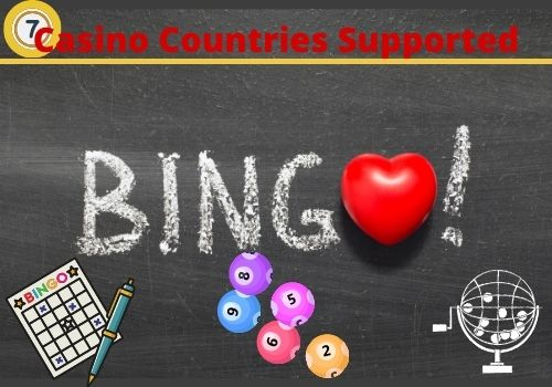 Casino Supported